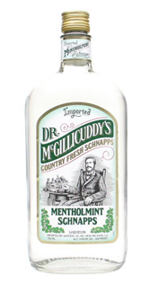 Dr. Mcgillicuddy's Liqueur Intense Mentholmint 750ml